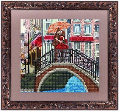 Рисунок на ткани К-3095 Встреча в Венеции (арт. К-3095)