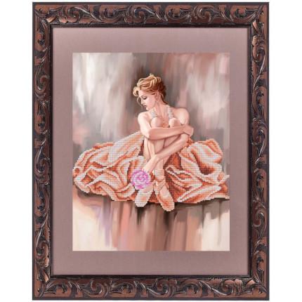 Рисунок на ткани К-3150 Танец (арт. К-3150-ш)