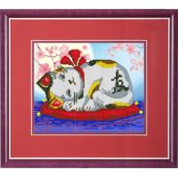 БЛАГОВЕСТ К-4005 Рисунок на ткани К-4005 Благополучие в доме