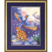 БЛАГОВЕСТ К-4010 Рисунок на ткани К-4010 Птица счастья