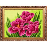 БЛАГОВЕСТ КС-3020 Рисунок на ткани КС-3020 Тюльпаны
