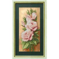БЛАГОВЕСТ КС-3029 Рисунок на ткани КС-3029 Бархатные розы