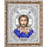 БЛАГОВЕСТ ЖС-3002 Рисунок на ткани ЖС-3002 Господь Вседержитель в жемчуге