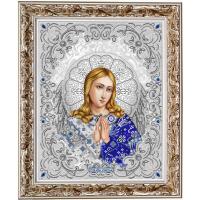 БЛАГОВЕСТ ЖС-3008 Рисунок на ткани ЖС-3008 Ангель Хранитель в жемчуге