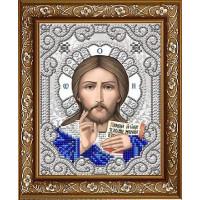 БЛАГОВЕСТ ЖС-5002 Рисунок на ткани ЖС-5002 Господь Вседержитель в жемчуге