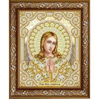 БЛАГОВЕСТ ЖС-5007 Рисунок на ткани ЖС-5007 Ангель Хранитель в жемчуге