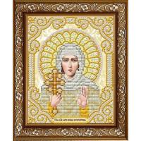 БЛАГОВЕСТ ЖС-5010 Рисунок на ткани ЖС-5010 Святая Ксения в жемчуге
