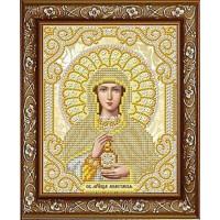 БЛАГОВЕСТ ЖС-5021 Рисунок на ткани ЖС-5021 Св. Мученица Анастасия  в жемчуге