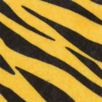 """BLITZ FCR10-30/45 Фетр """"BLITZ"""" FCR10-30/45 декоративный 30 см х 45 см ± 1-2 см 04_тигр"""