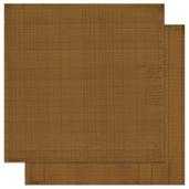 "Bo Bunny арт 12CHJ131 Бумага для скрапбукинга  BoBunny  размер 31х31см (арт 12CHJ131, коллекция "" Chocolate Journal"")"