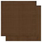 "Bo Bunny арт12CJ148 Бумага для скрапбукинга  BoBunny  размер 31х31см (арт12CJ148, коллекция "" Coffee Journal"")"