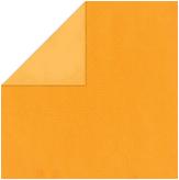 "Bo Bunny арт 12OCD433 Бумага для скрапбукинга  BoBunny  размер 31х31см (арт 12OCD433, коллекция "" Orange Citrus Dot"")"