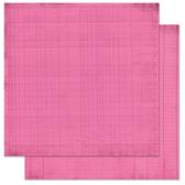 """Bo Bunny арт 12PPJ223 Бумага для скрапбукинга  BoBunny  размер 31х31см (арт 12PPJ223, коллекция """" Pink Punch Journal"""")"""