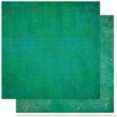 "Bo Bunny арт 12TV975 Бумага для скрапбукинга  BoBunny  размер 31х31см (арт 12TV975, коллекция "" Turquoise Vintage"")"