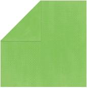 "Bo Bunny арт 12WD628 Бумага для скрапбукинга  BoBunny  размер 31х31см (арт 12WD628, коллекция "" Wasabi Dot"")"