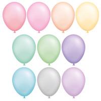 """BOOMZEE BLS-25 """"BOOMZEE"""" BLS-25 Набор воздушных шаров 25 см 10 шт. 03_ассорти пастель"""