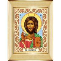 """БОЖЬЯ КОРОВКА 0070(12х16) Рисунок на ткани «Божья коровка» 0070 """"Господь Вседержитель"""" 12х16 см ,"""