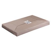 Brauberg 124877 Картон для подшивки документов А4, немелованный, 100 листов, 260 г/м2, BRAUBERG, 210х297 мм, 124877
