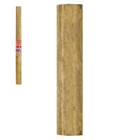 Brauberg 127935 Бумага гофрированная (креповая), ЗОЛОТАЯ, 22 г/м2, 50х200 см, в рулоне, BRAUBERG, 127935