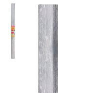 Brauberg 127936 Бумага гофрированная (креповая), СЕРЕБРЯНАЯ, 22 г/м2, 50х200 см, в рулоне, BRAUBERG, 127936
