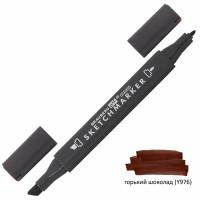 Brauberg 151823 Маркер для скетчинга двусторонний 1 мм - 6 мм BRAUBERG ART CLASSIC, ГОРЬКИЙ ШОКОЛАД (Y976), 151823