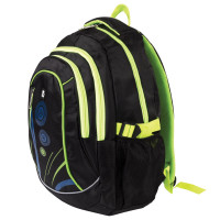 "Brauberg 225520 Рюкзак BRAUBERG для старших классов/студентов/молодежи, ""Неон"", 30 литров, 46х34х18 см, 225520"