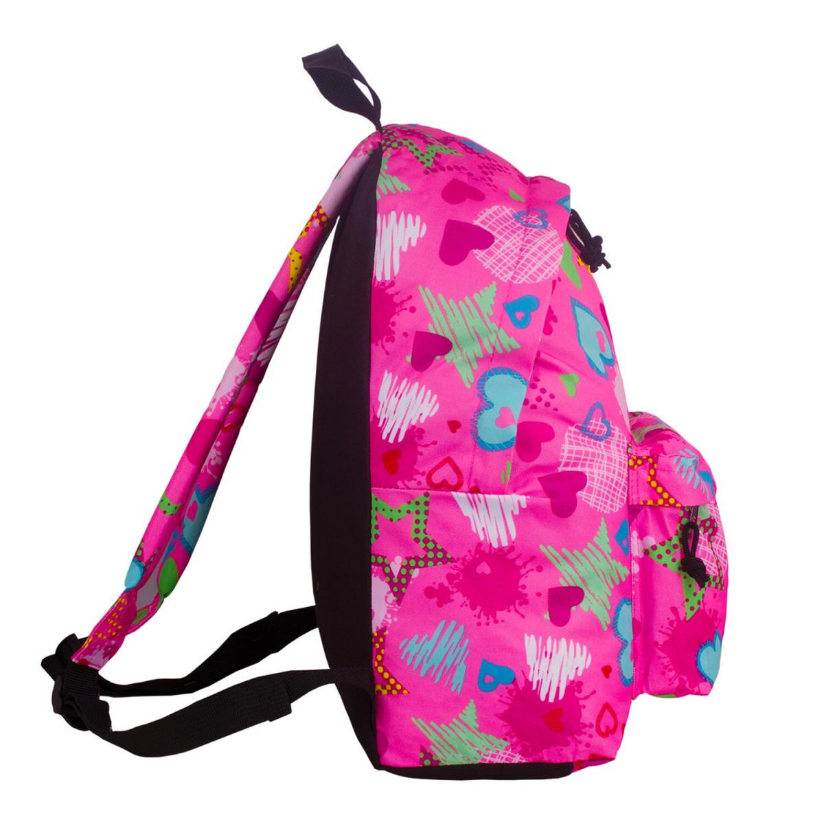 """Рюкзак BRAUBERG универсальный, сити-формат, розовый, """"Мечта"""", 20 литров, 41х32х14 см, 226408 (арт. 226408)"""