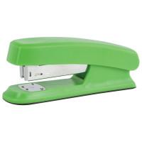 """Brauberg 226853 Степлер №24/6, 26/6 BRAUBERG """"Standard"""", до 25 листов, зеленый, 226853"""