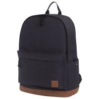 "Brauberg 228841 Рюкзак BRAUBERG универсальный, сити-формат, ""Black Melange"", с защитой от влаги, 43х30х17 см, 228841"