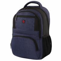 """Brauberg 228866 Рюкзак BRAUBERG универсальный, с отделением для ноутбука, """"DALLAS"""", синий, 45х29х15 см, 228866"""