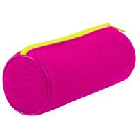 "Brauberg 229024 Пенал-тубус BRAUBERG, сетка, ""Neon"", розовый, 21х8х8 см, 229024"