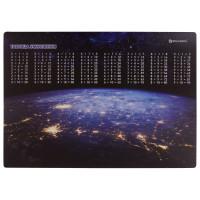 "Brauberg  Настольное покрытие BRAUBERG, А3+, пластик, 46x33 см, ""Space"", 270402"