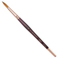 KOH-I-NOOR 9935012010BL Кисть художественная KOH-I-NOOR колонок, круглая, №12, короткая ручка, блистер, 9935012010BL