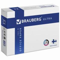 BRAUBERG ULTRA 111788 Бумага офисная BRAUBERG ULTRA FINLAND, А4, 80 г/м2, 500 л., марка C, ФИНЛЯНДИЯ, белизна 150% CIE, 111788