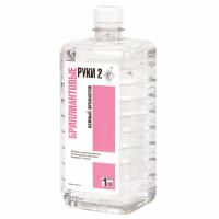 БРИЛЛИАНТ  Антисептик для рук и поверхностей спиртосодержащий (69%) 1л БРИЛЛИАНТОВЫЕ РУКИ-2, дезинфицирующий, жидкость