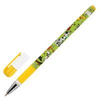 "BRUNO VISCONTI 20-0240/09 Ручка шариковая BRUNO VISCONTI ""MagicWrite"", СИНЯЯ, ""Собачья площадка"", узел 0,5 мм, линия письма 0,3 мм, 20-0240/09"