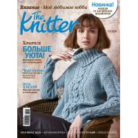 "Burda  Журнал Burda ""The Knitter"" ""Моё любимое хобби. Вязание"" 10/2021 ""Больше уюта"" модели от английских дизайнеров"