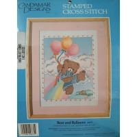 Candamar 20375 Bear and balloons (Медвежонок с воздушными шарами)