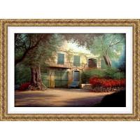 Candamar 52426 Renoir s Farmhouse (Фамильный дом Ренуаров) арт. 52426