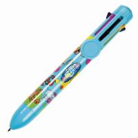 """CENTRUM 85575 Ручка шариковая автоматическая CENTRUM """"Animal"""", 8 ЦВЕТОВ, корпус с печатью, узел 0,7 мм, дисплей, 85575"""