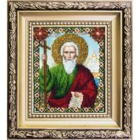 Чаривна Мить 015 Набор для вышивания «Чарiвна Мить» БЮ-015 Икона святого апостола Андрея Первозванного