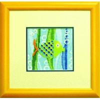 Чаривна Мить 056 Набор для вышивания «Чарівна Мить» А-056  Рыбка