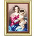 Чаривна Мить М-116 Мадонна с младенцем