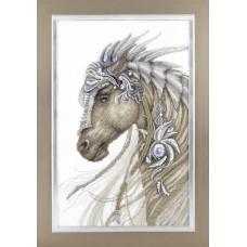 Набор для вышивания М-291 Сказочный конь