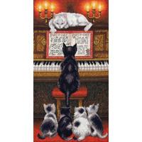Чаривна Мить М-353 Урок музыки
