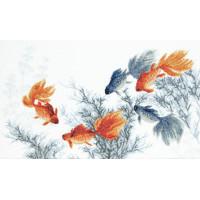Чаривна Мить М-354 Золотые рыбки. Исполнение пяти желаний