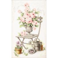Чаривна Мить М-355 Летний натюрморт с розами