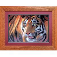 Чаривна Мить Набор для вышивания Чарівна Мить 469 Тигр Набор для вышивания «Чарівна Мить» 469 Тигр