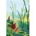 Чаривна Мить РК-018 Золотая рыбка