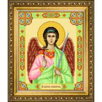 Чаривна Мить СБИ-1001 Икона Ангел Хранитель. Схема для вышивания бисером